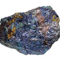 Bornite Chalcopyrite & Renierite