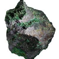 Malachite & Chalcocite