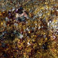 Chalcopyrite With Tennantite