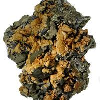 Chalcopyrite Tennantite Sphalerite & Siderite