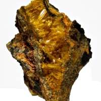 Becquerelite Fourmarierite & Metaschoepite