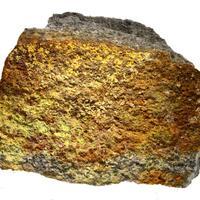 Curienite & Gypsum