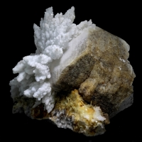 Baryte Psm Strontianite & Calcite