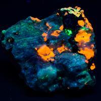 Sodalite Steenstrupine Group & Aegirine