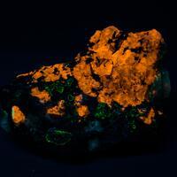 Sodalite Analcime Chkalovite Natrolite & Aegirine