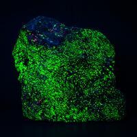 Willemite Fluorite Wollastonite & Rhodonite