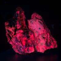 Strontianite Aragonite & Calcite