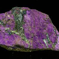 Purpurite & Triphylite
