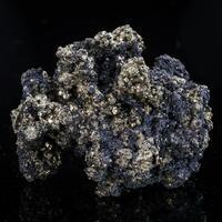 Pyrite & Tennantite