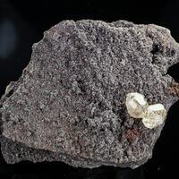 Cerussite & Native Copper