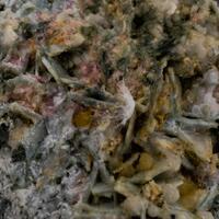 Eudialyte Microcline & Aegirine