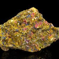 Getchellite Orpiment & Realgar