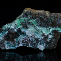 Strashimirite & Brochantite
