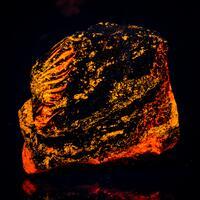 Svabite & Calcite
