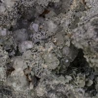 Natrolite & Microcline