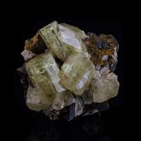 Apatite & Magnetite