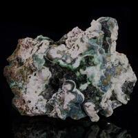 Hydrozincite & Malachite