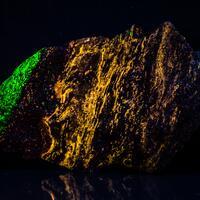 Willemite Sphalerite & Rhodonite