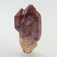 Ferruginous Quartz With Amethyst