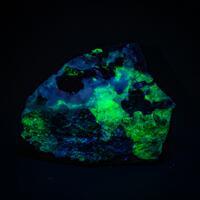 Hyalite Calcite & Magnesite
