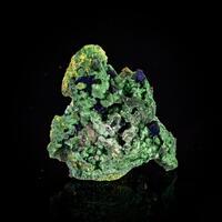 Malachite Azurite & Duftite