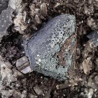 Tennantite Cerussite & Quartz