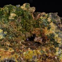 Namibite & Clinobisvanite