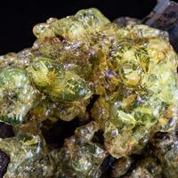 Opal Var Hyalite & Schorl
