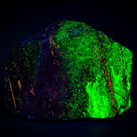 Willemite Calcite Cleiophane & Fluorite