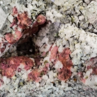 Villiaumite Natrolite Aegirine & Mica