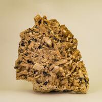 Feldspar Var Microcline Schorl & Hyalite