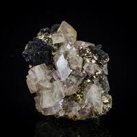 Augelite Pyrite & Siderite