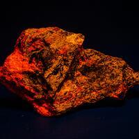 Johnbaumite Svabite Calcite & Dolomite