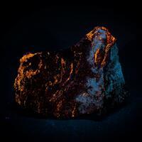 Johnbaumite Svabite Calcite & Margarosanite
