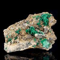 Malachite & Dolomite