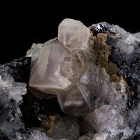 Cobaltoan Smithsonite