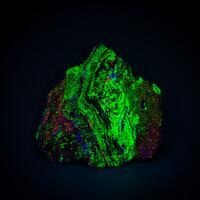 Willemite Calcite Fluorite & Cleiophane
