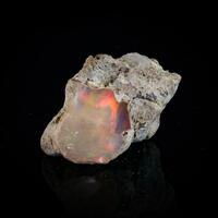 Hydrophane Opal