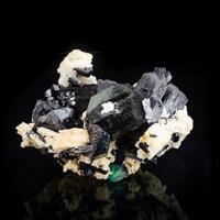 Schorl Feldspar & Fluorite