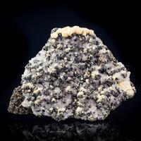 Quartz Pyrite Sphalerite & Calcite