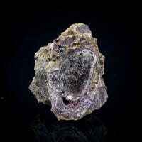 Topaz & Volcanic Glass
