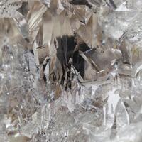 Skeletal Enhydro Quartz