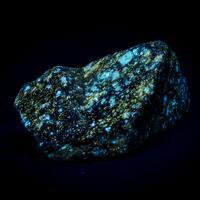 Diopside & Phlogopite In Marble