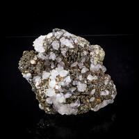 Calcite Pyrite & Pyrrhotite