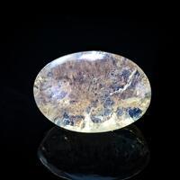 Kaolinite Inclusions In Opal