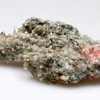 Fluorite & Smoky Quartz