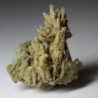 Siderite On Quartz