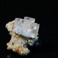 Fluorite With Pyrrhotite