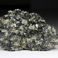 Sphalerite Galena & Quartz