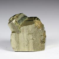 Fluorite On Pyrite